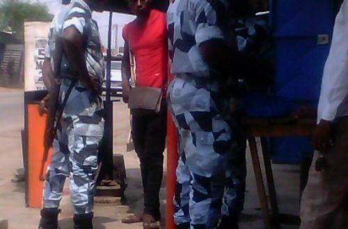 Article : Le racket en Cote d'Ivoire, un problème têtu