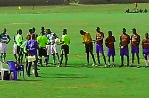 Article : Grand-Lahou – Une rencontre de Football se termine par une bastonnade