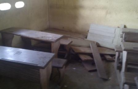Des Bancs d'élèves Epp djonikro
