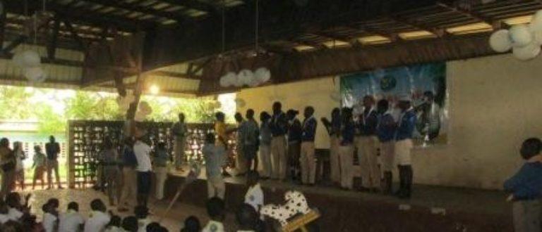 Article : Côte d'Ivoire : 600 loups messagers de la paix à Tiassalé