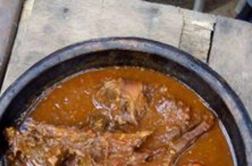 Article : En Côte d'Ivoire, le mot #EBOLA est un code gastronomique