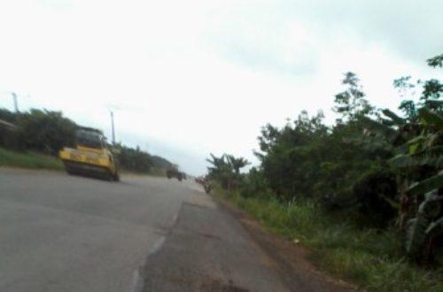 Article : La Côtière ou la route 66