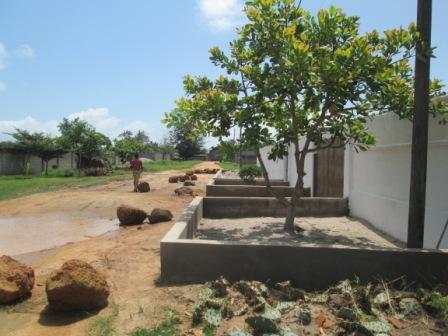 Façade d'une résidence à Grand Bassam (Ph.ABC)