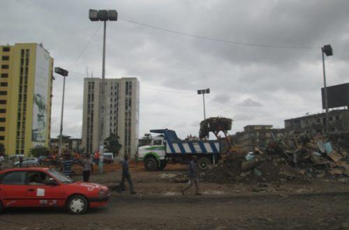 Article : ADO : déguerpir n'est pas résoudre, les bulldozers ne font que déplacer