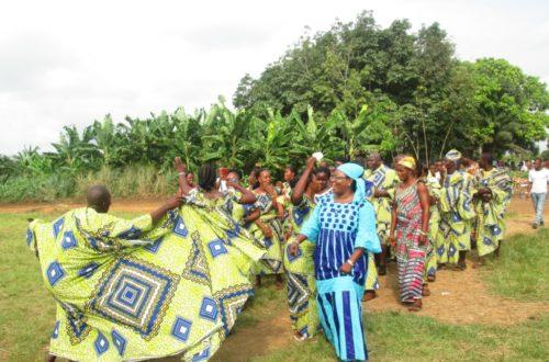 Article : EBEB, la fête des patriaches Adjoukrou