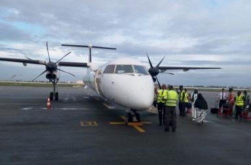 Article : Air Côte d'Ivoire, votre plus beau voyage, doit rester le voyageur