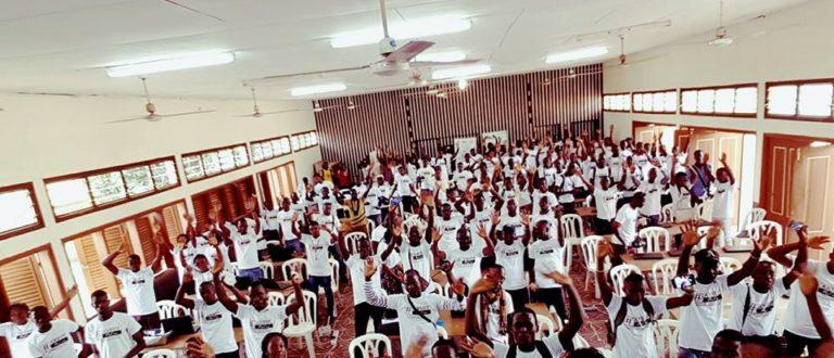 Article : Standing ovation pour la plus grande école du blog : L' #ANSUTBlogcamp