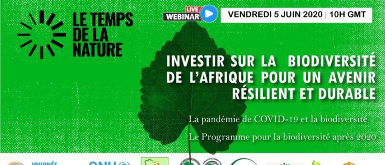 Article : Communiqué : Célébration de la journée mondiale de l'environnement